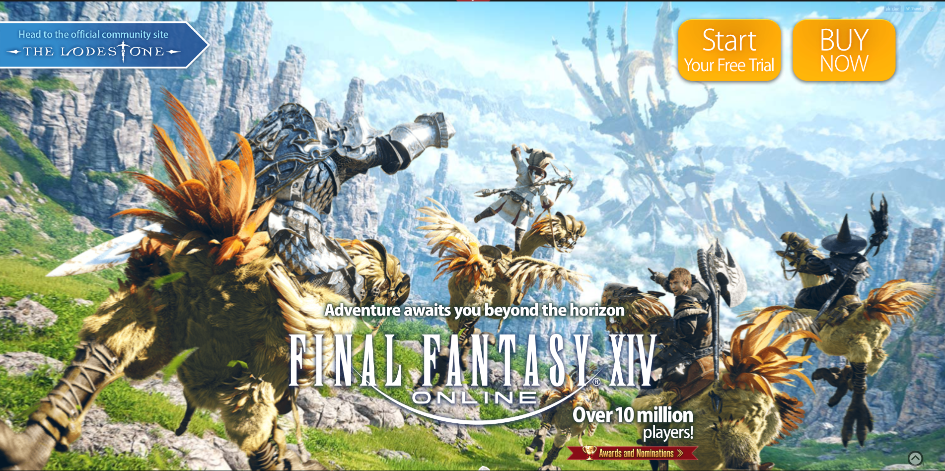 Come creare un account per Final Fantasy XIV