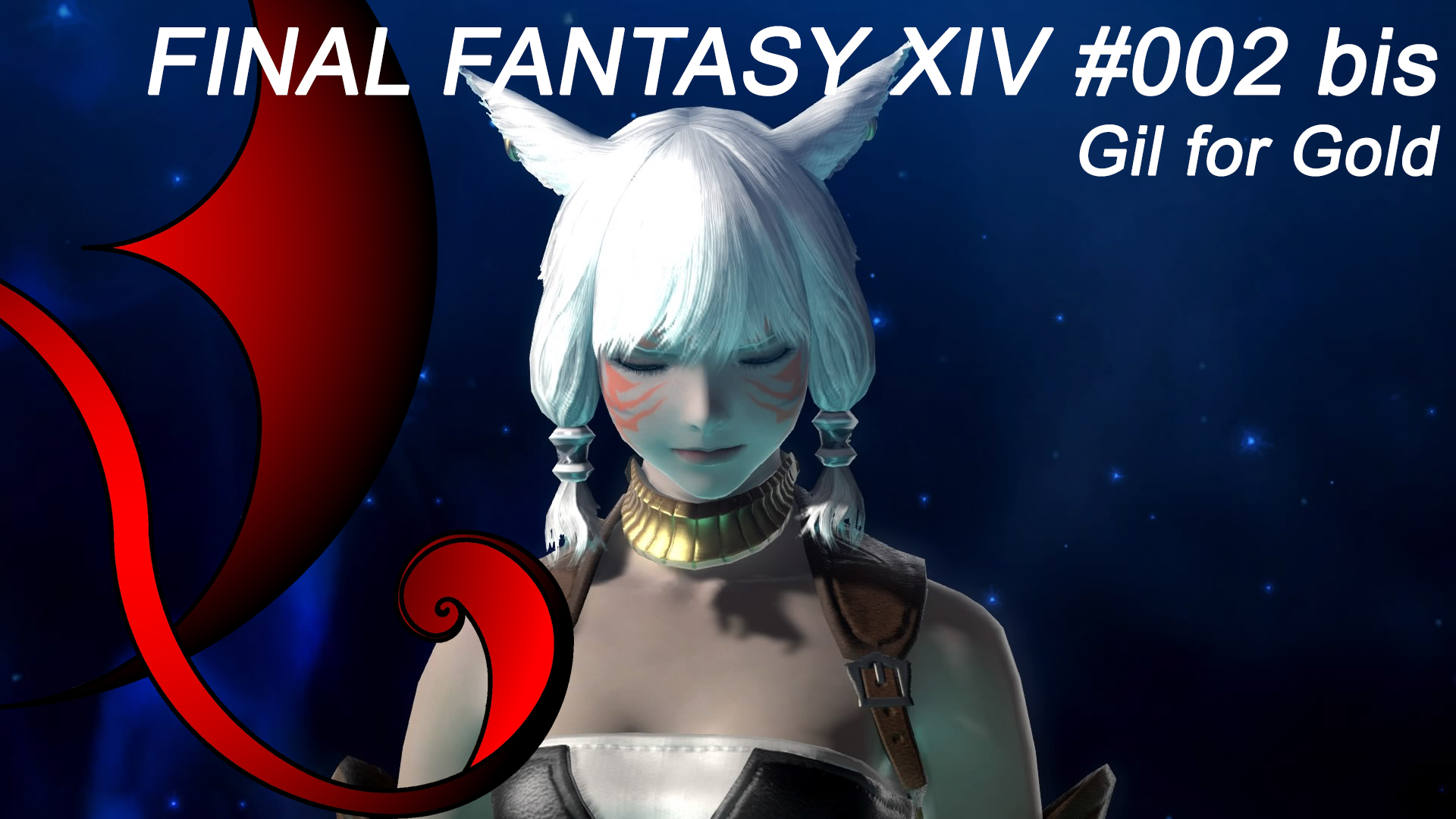 """Gil for Gold"" di Final Fantasy XIV"