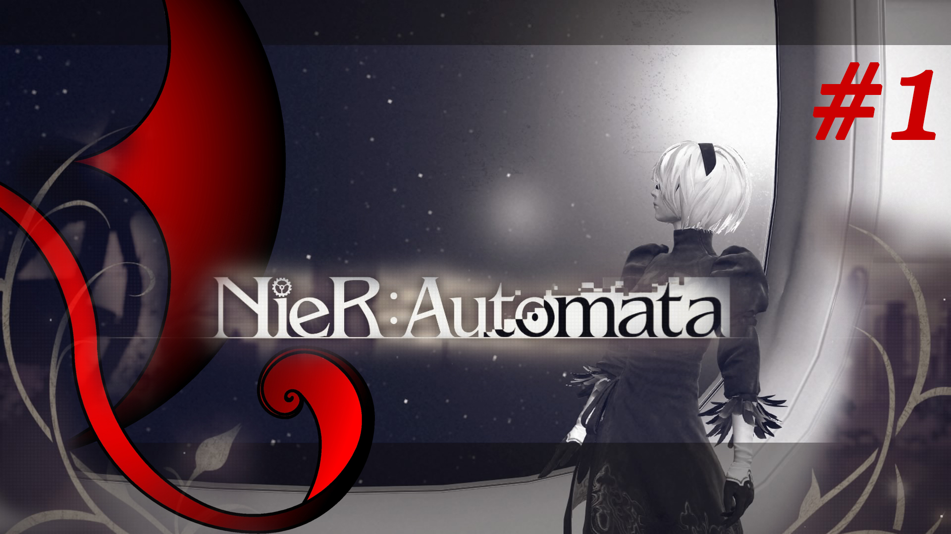 NieR: Automata [ep.0001] – Gameplay & Podcast
