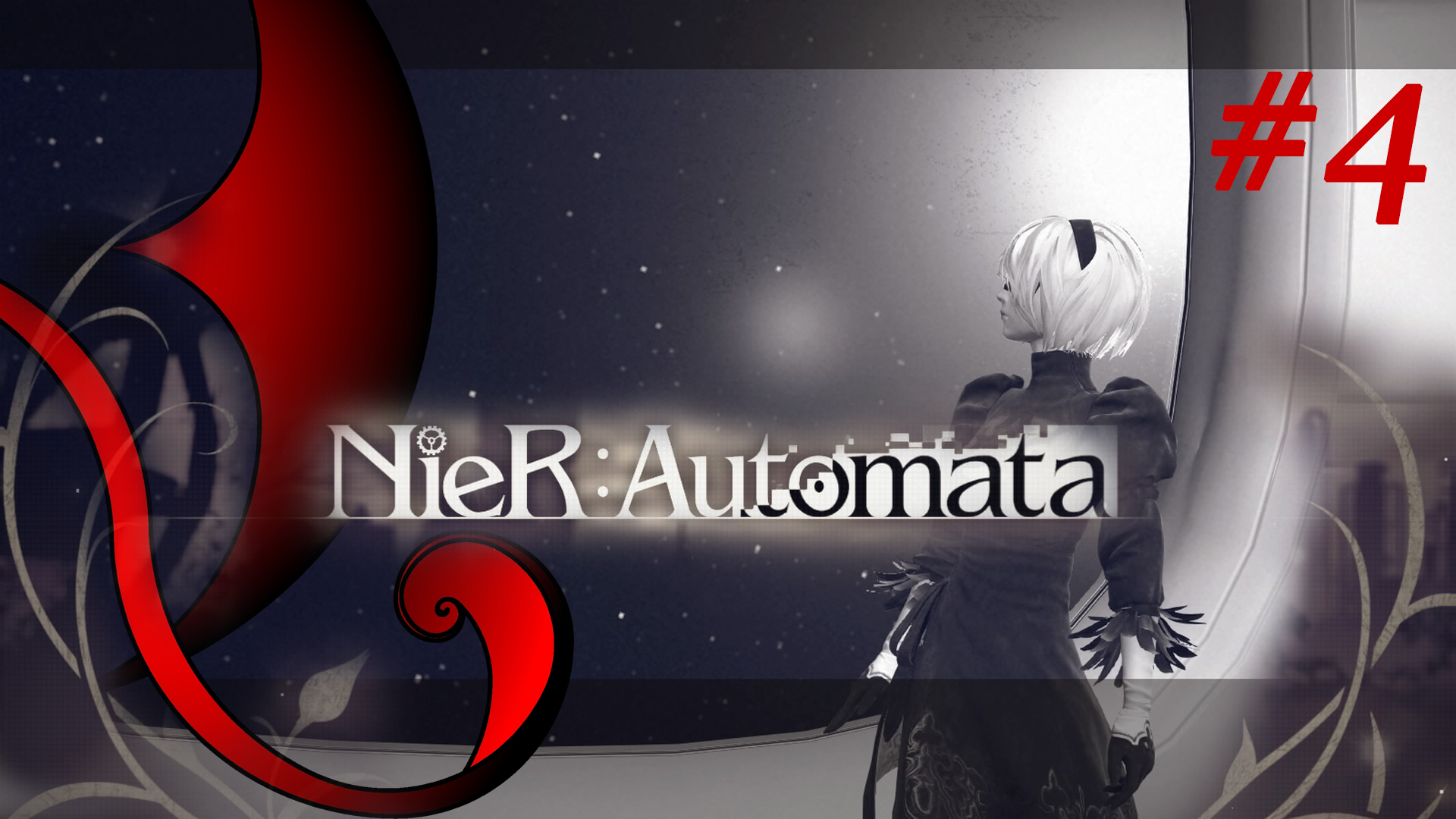 NieR: Automata [ep.0004] – Gameplay & Podcast