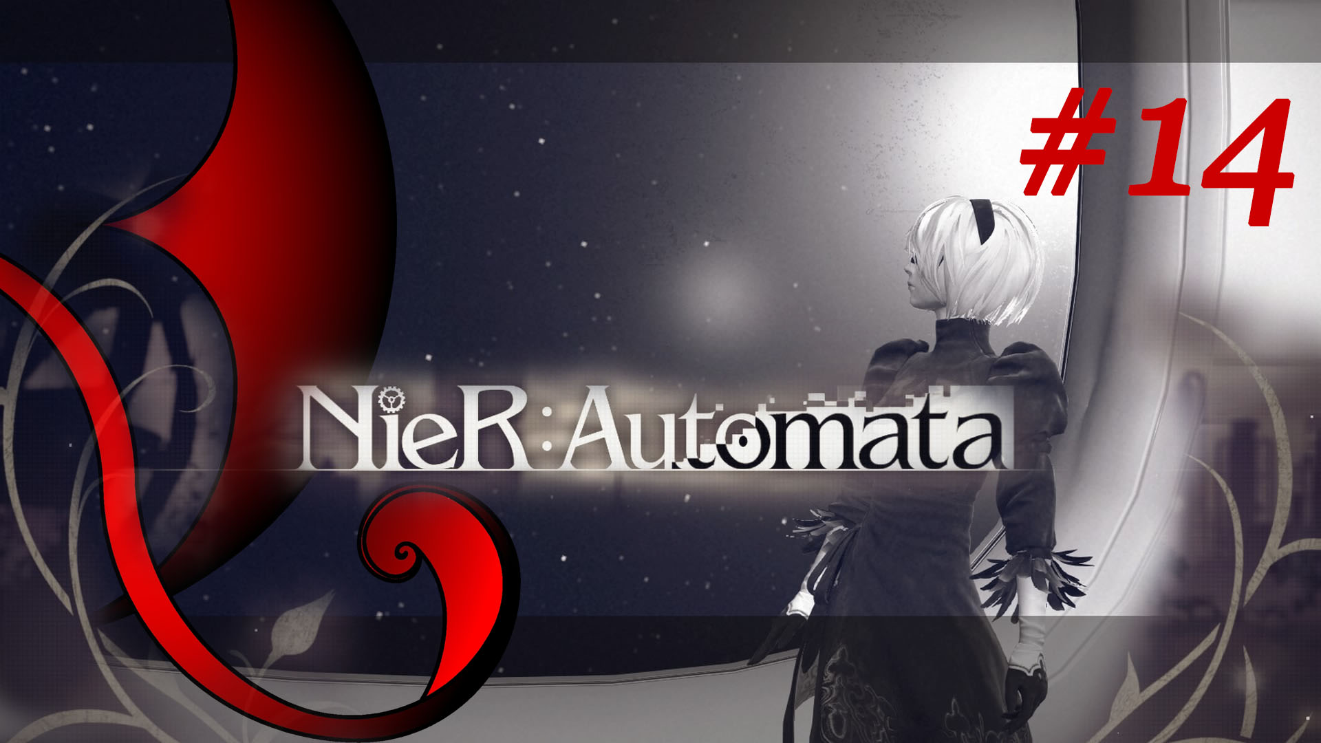NieR:Automata [ep.0014] – Gameplay – PS4 – (ENG)