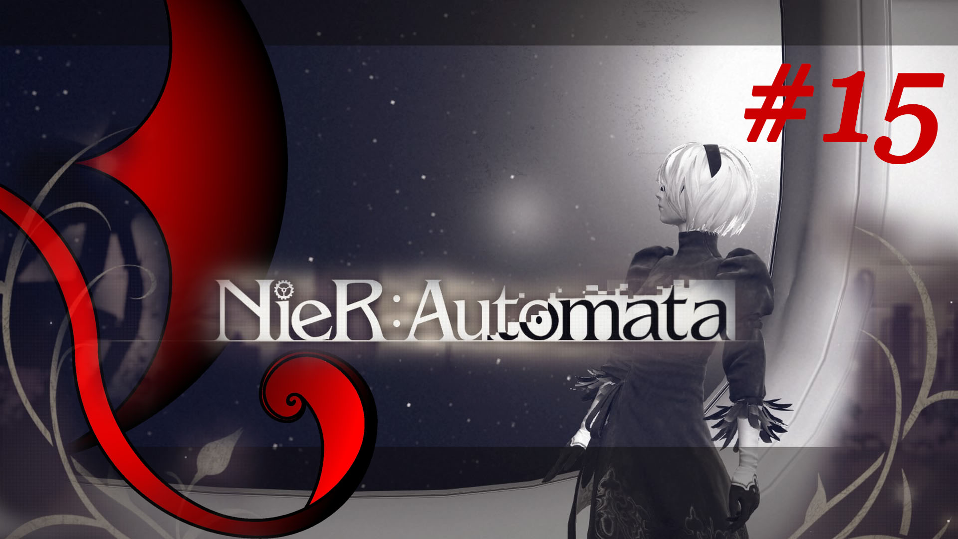 NieR:Automata [ep.0015] – Gameplay – PS4 – (ENG)